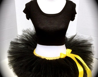 Batman, Tutu, Superhero Running Tutu, Batman Costume, Adult Running Tutu, Black Tutu