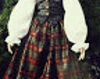 Doll Clothing Pattern, BS-449-50