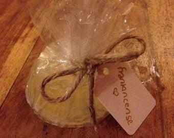 Handmade Organic Frankincense Soap Bar