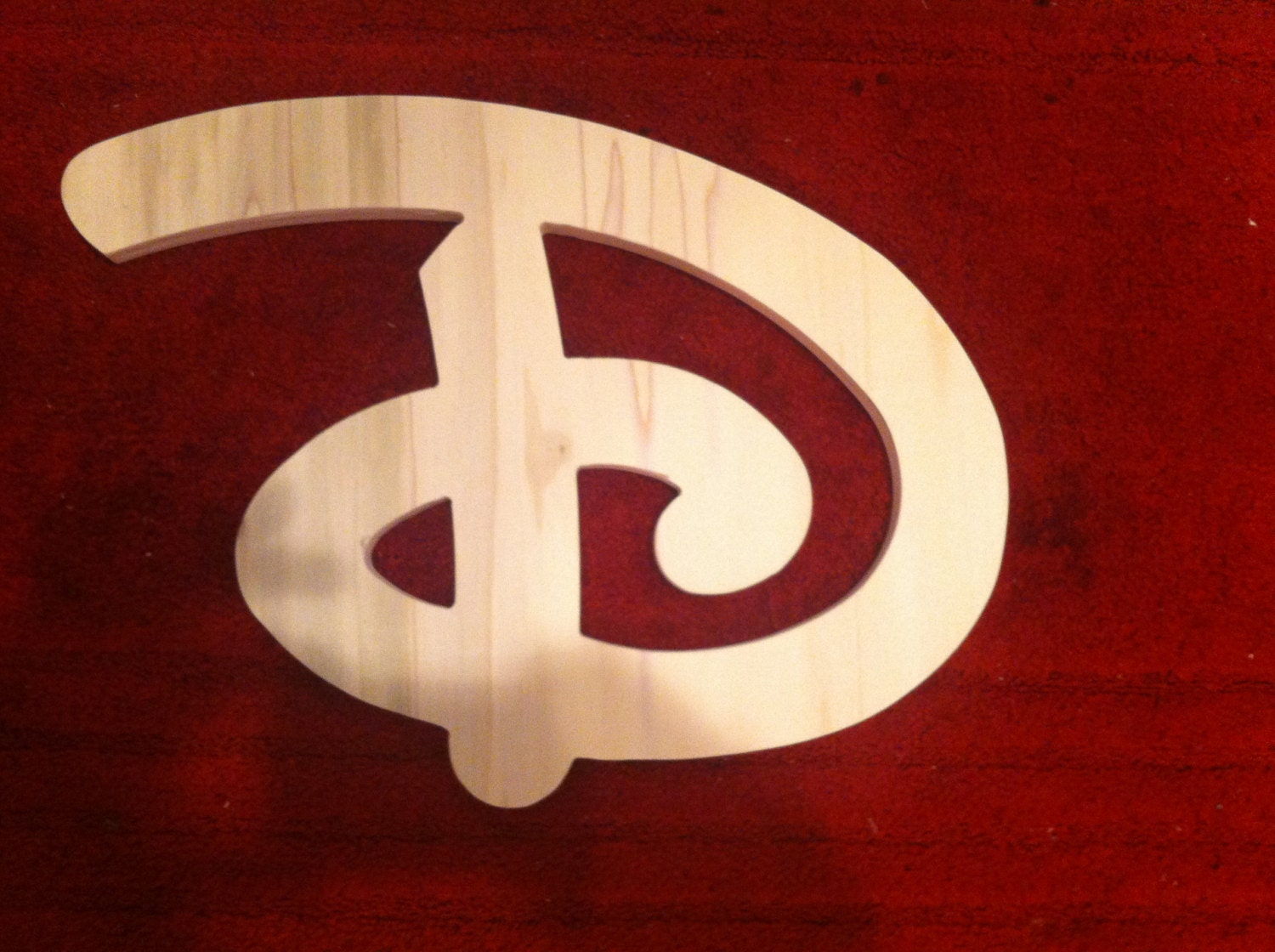 16 Wooden Letters 14 16 18 Unfinished Wooden Letters Disney