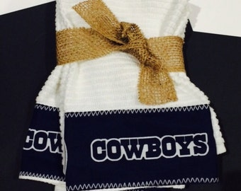 Dallas Cowboys Hand Towels