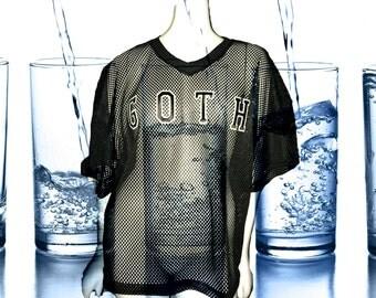S A L E Health Goth Football Jersey