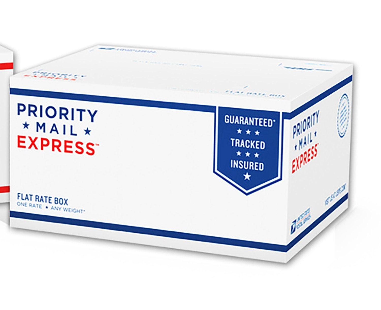 USPS Priority Mail EXPRESS by LiliyaSofia on Etsy