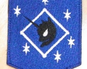 Lunar Raider Embroidered Patch