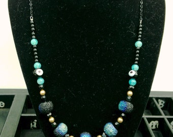 Midnight Sparkle Necklace