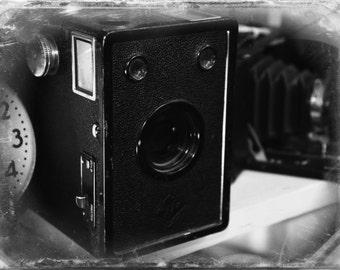 Vintage Cameras at the Flea Market