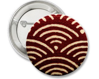 Pinback Button or Magnet or Pocket Mirror or Bottle Opener Japan