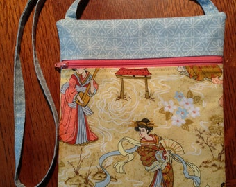 Tranquil geishas bag