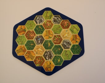 Settlers of Catan Border Fix w/expansion