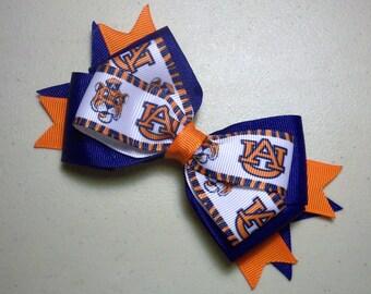 Auburn Tigers Bow