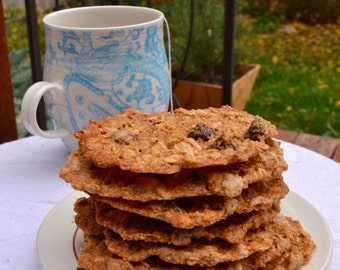 Vegan and Gluten-Free Cookie Brittle