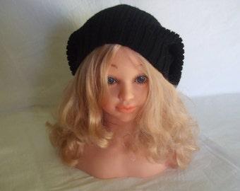 women's merino wool hat