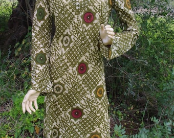 Boho Tunic Cotton Tunic Ethnic Tunic Tribal Tunic Tunic Dress Tunic Tops  Faerie Clothing Bohemian Tunic Womens Tunic Summer Dress