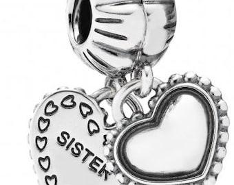Pandora My Special Sister Charm