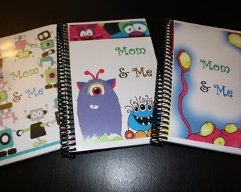 Mom and Son Journal, mother and son journal, mom and me journal