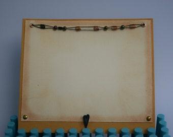 Handmade Antique Journal Spot