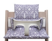 Cushion Set for Tripp Trapp High Chair - Oxford lilac