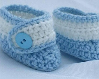 Premie booties, button boots, size premie, small newborn, handmade crochet, gender neutral, baby booties, wrap around boots, 3-6lb premie