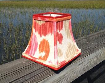 Small Ikat Lamp Shade