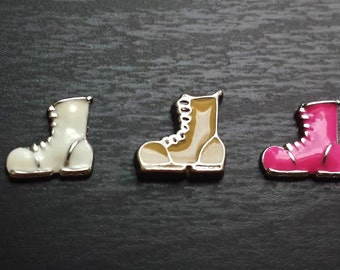 Boot Floating Charms for Floating Lockets-Gift Idea