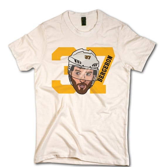 patrice bergeron officially licensed nhlpa boston t shirt