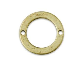 Antique Gold Connector Link 13mm 20 Pcs Per Pack