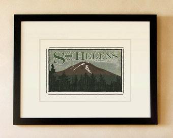 Mount St. Helen's - Washington