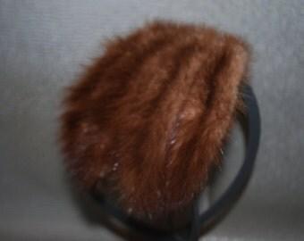 Vintage Fur Headband