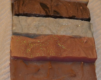 Soap of the Month Club - 3, 6, 9, or 12 months (Prices include shipping)