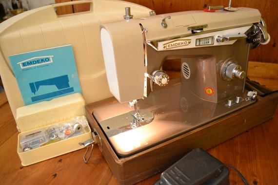 emdeko sewing machine