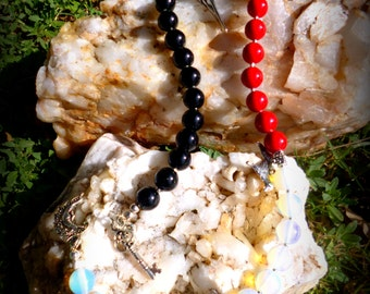 Hekate Goddess Devotional or Prayer Beads