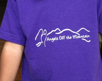 Angels off the Mountain Toddler T-Shirt