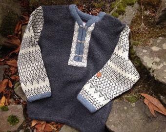 Norwegian sweater, men's L size by SCORE of Norway