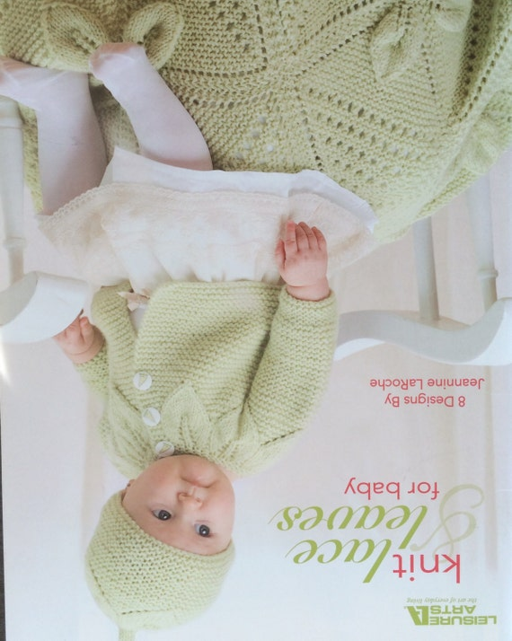 New Baby Knitting Pattern Books : Hand Knitting Pattern Book for Babies Baby Sweaters Baby