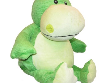 Personalized Stuffed Dino