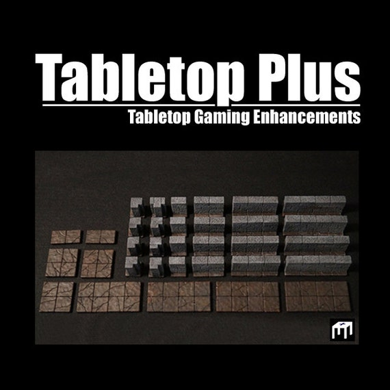 Versatile, Modular Dungeon Set for Tabletop Role-Playing Games