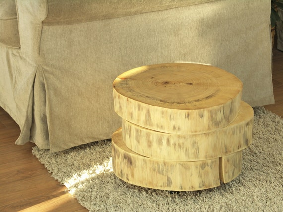 tree slabs side table wooden slices side table table tree. Black Bedroom Furniture Sets. Home Design Ideas