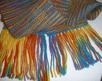 hand woven scarf, handwoven scarf, scarf, women's scarf, cotton scarf, ladies scarves, neck scarf, woven scarf, alpaca scarf