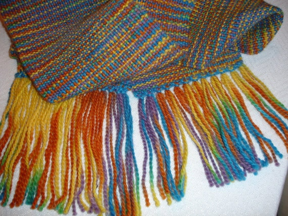 woven scarf handwoven scarf scarf womens scarf