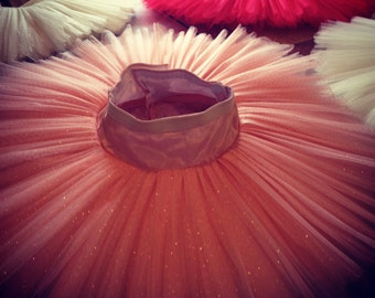 Beautiful Professional Russian Style Pancake Rehearsal Tutu