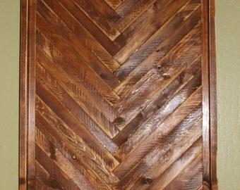 Rustic Wood Wall Art
