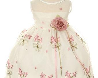 Infant Rose Flower