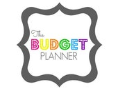 Budget Planner Cover Page