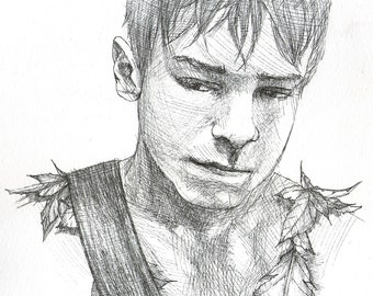 Peter Pan Portrait