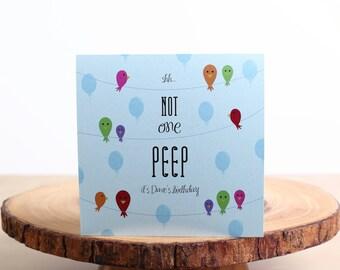 Adult Birthday Invitation- look 15