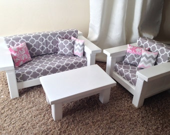 Popular Items For American Girl Doll Furniture On Etsy