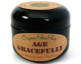 Age Gracefully: Organic Neroli Oil Anti-Aging Facial Moisturizer