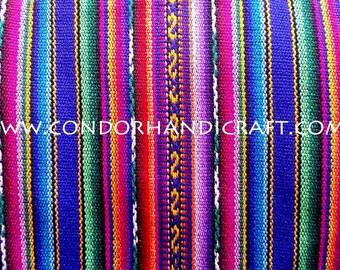 1meters Peruvian Blanket, inca Blanket, peru fabric,cusco blankets,ethnic fabric