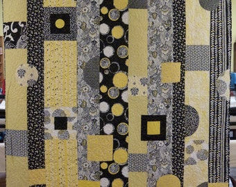 Taxi Quilt - Free shipping!