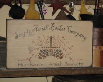 Simply Amish Basket Company